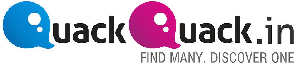 QuackQuack.in Logo