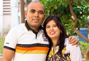 Ashwin and Jyothi