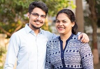 shashank and Neha